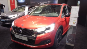 2015 DS 4 Crossback