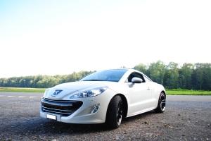 2012 Peugeot RCZ