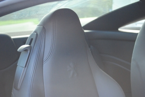 Full leather front seat, 2012 Peugeot RCZ