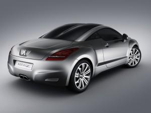 2007 Peugeot 308 RCZ
