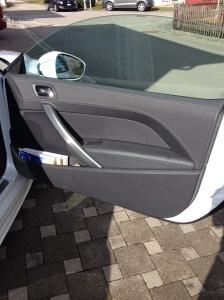 Passenger door, 2012 Peugeot RCZ