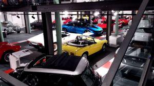 European Cars, Autobau Erlebniswelt, Romanshorn, Switzerland