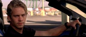 Paul Walker, The Fast and the Furious, 2001