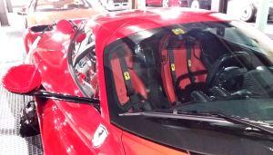 Monocoque, 2014 Ferrari LaFerrari
