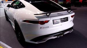 Jaguar F-Type GTR by Ritter Design