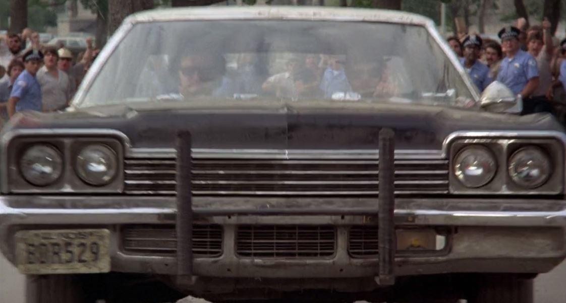 1974 Dodge Monaco Sedan Bluesmobile 1 18 Rc2 Model Car