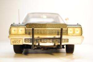 """1974 Dodge Monaco Sedan """"Bluesmobile"""""""