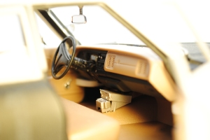 "Dashboard, 1974 Dodge Monaco Sedan ""Bluesmobile"""