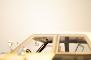 """Sunshades, 1974 Dodge Monaco Sedan """"Bluesmobile"""""""