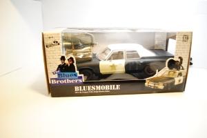 """In the box, 1974 Dodge Monaco Sedan """"Bluesmobile"""""""