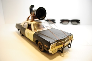 "1974 Dodge Monaco Sedan ""Bluesmobile"" - RC2 model car"
