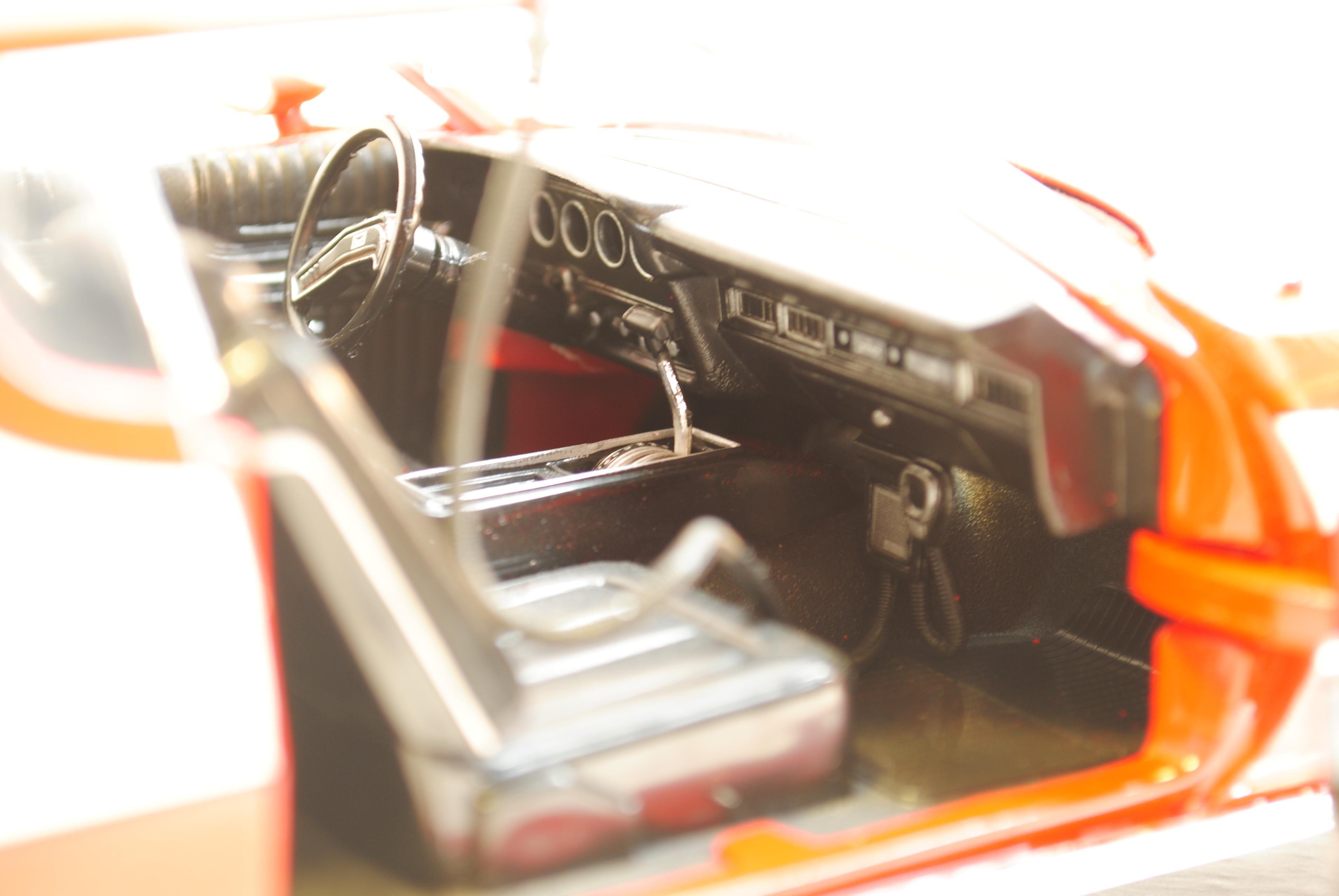 1976 ford gran torino starsky hutch 1 18 ertl model car motorscotti. Black Bedroom Furniture Sets. Home Design Ideas