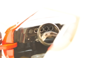 """Interior, 1976 Ford Gran Torino """"Starsky & Hutch"""""""