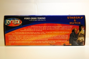 "Packaging, 1976 Ford Gran Torino ""Starsky & Hutch"""