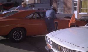 """1969 Dodge Charger R/T """"General Lee"""", The Dukes of Hazzard, 1976"""