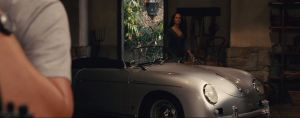 Porsche 356 Speedster, Fast and Furious 7, 2015