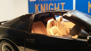 """Seats, 1982 Pontiac Firebird Trans Am """"K.I.T.T."""""""
