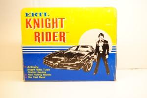 """Packaging, 1982 Pontiac Firebird Trans Am """"K.I.T.T."""" 1/25 ERTL"""