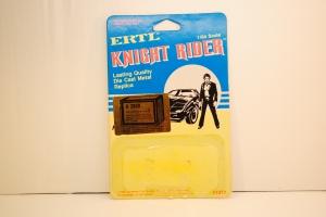 """Packaging, 1982 Pontiac Firebird Trans Am """"K.I.T.T."""" 1/64 ERTL"""