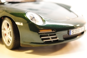 """2009 Porsche 997 """"Carrera 4S"""", 1/18 NOREV"""