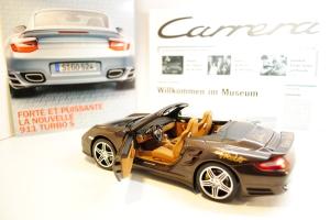 "2008 Porsche 997 ""Turbo Cabriolet"", 1/18 NOREV"