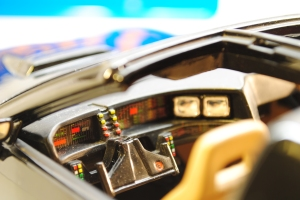 "Dashboard, 1982 Pontiac Firebird Trans Am ""K.I.T.T."""