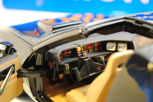 "Dashboard, 1982 Pontiac Firebird Trans Am ""K.A.R.R."""