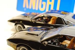 "1982 Pontiac Firebird Trans Am ""K.I.T.T."" & ""K.A.R.R."""