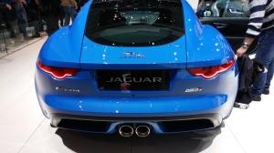 2016 Jaguar F-Type V6S AWD, Geneva International Motor Show