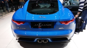 2016 Jaguar F-Type V6S AWD, Geneva International Motor Show