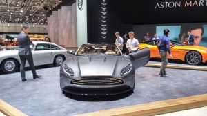 2016 Aston Martin DB11, Geneva International Motor Show
