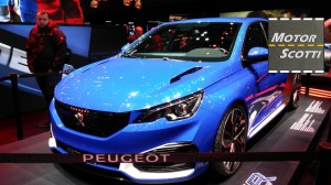 Peugeot 308 R Hybrid, 2016 Geneva International Motor Show