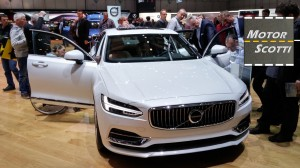 Volvo S90, 2016 Geneva International Motor Show