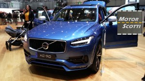 Volvo XC90, 2016 Geneva International Motor Show