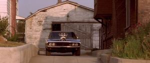 Dodge Charger R/T, Dominic Toretto, The Fast and The Furious