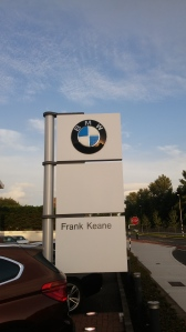 Frank Keane BMW, Blackrock