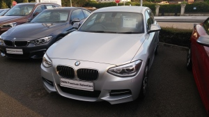 BMW M135i 5 door, Frank Keane BMW, Blackrock