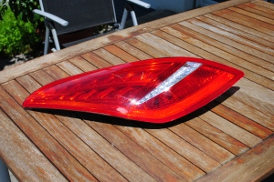 Left taillight, 2012 Peugeot RCZ
